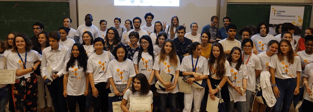Congrès des Apprentis Chercheurs 2017-2018 : calendrier national