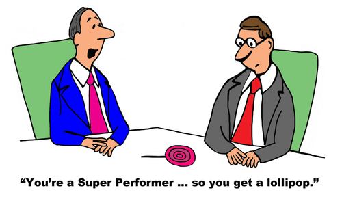 Why your business does NOT need an appraisal system…