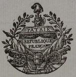 l'en-tête d'une lettre de la période révolutionnaire