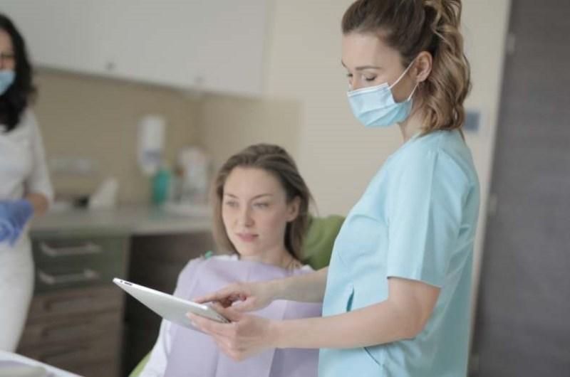 neige fleurs rouge