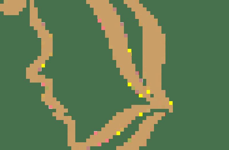 montagne cachee