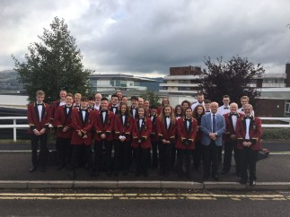 Arbroath Instrumental Band – Cheltenham September 2017 National Championships