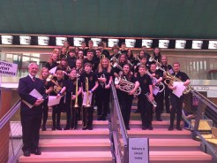 Congratulations to our Youth Band who received a Gold Award at the Scottish Youth Festival!