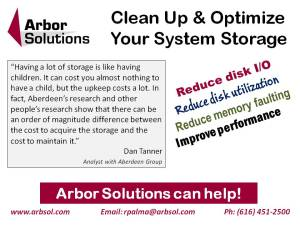 Clean Up & Optimize Your System Storage