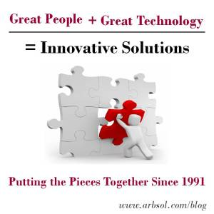 Designing Solutions NOT Just Selling Products