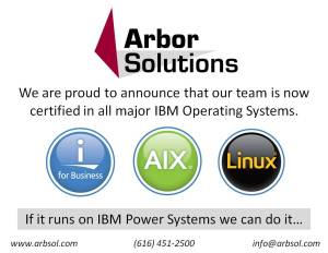 The Arbor Team is Proud to Announce that we…