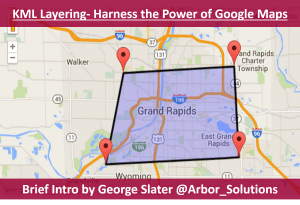 KML Layers- How to Harness the Power of Google Maps