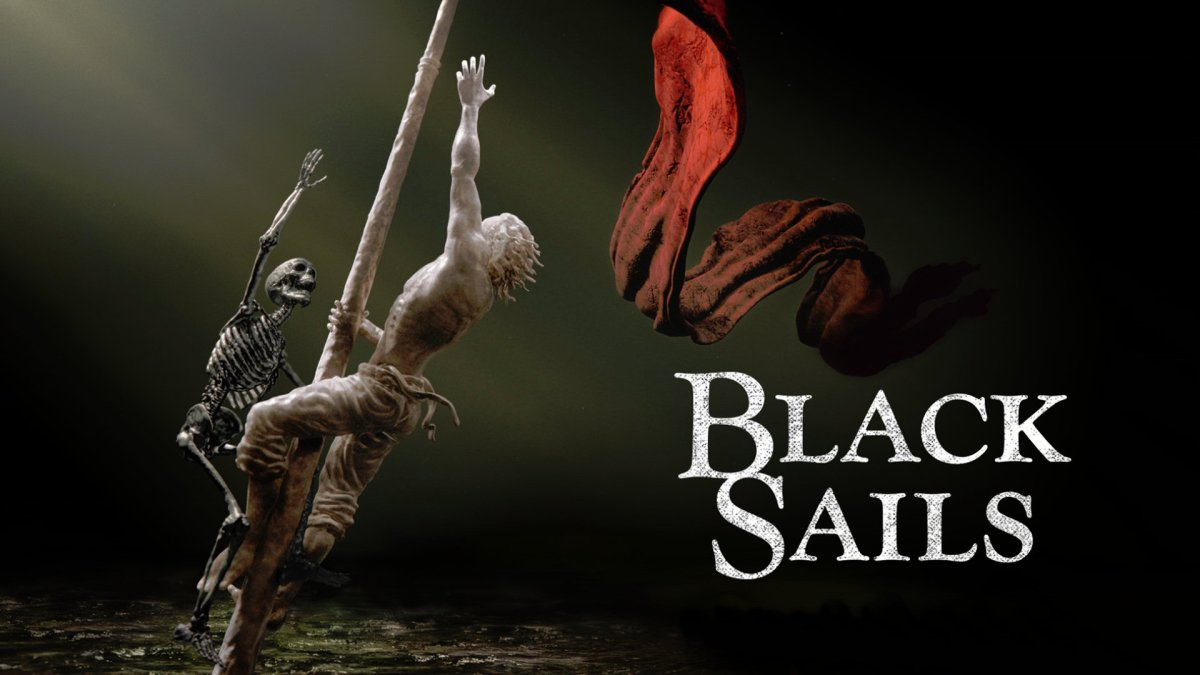 مراجعة مسلسل Black Sails الأشرعة السوداء | من دون حرق