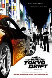 The Fast and the Furious Tokyo Drift (2006)