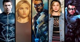 أبرز المسلسلات المبنية على الكوميكس القادمة في 2017 – 2018
