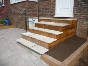 Paving, Landscaping, Hove, Brighton, Sussex