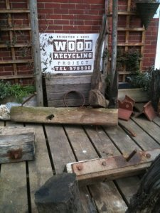 Arbworx is proud to support local environmental suppliers such as the Brighton & Hove Wood Recycling Project