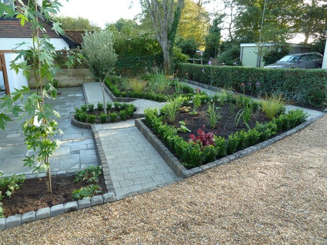 Arbworx : Finished Garden