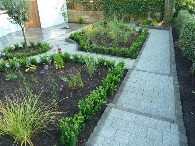Arbworx : Planting the Front Garden