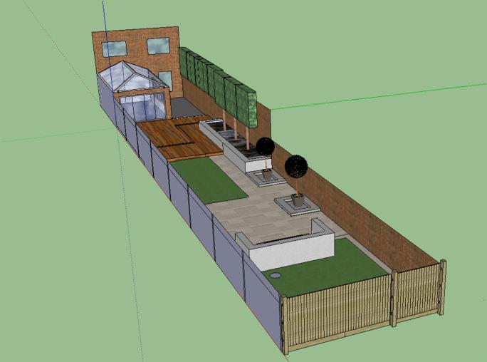 Arbworx garden design