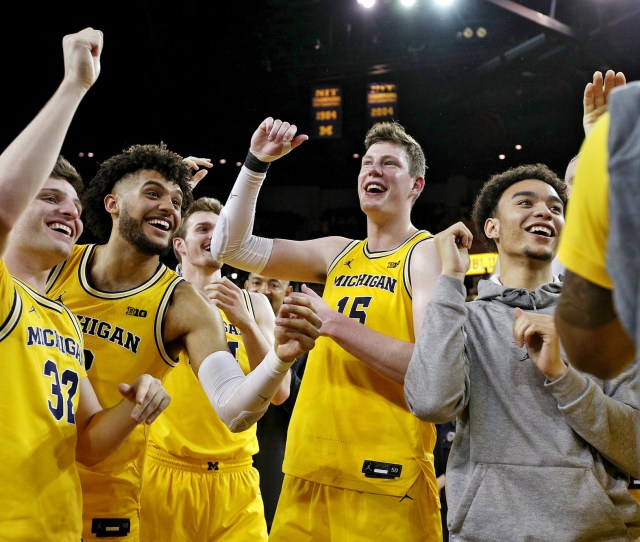 Why Michigan Basketball Has Thrived On March Madness Neutral