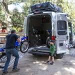 Van Life Building The Ultimate Motorcycle Adventure Hauler Cycle World