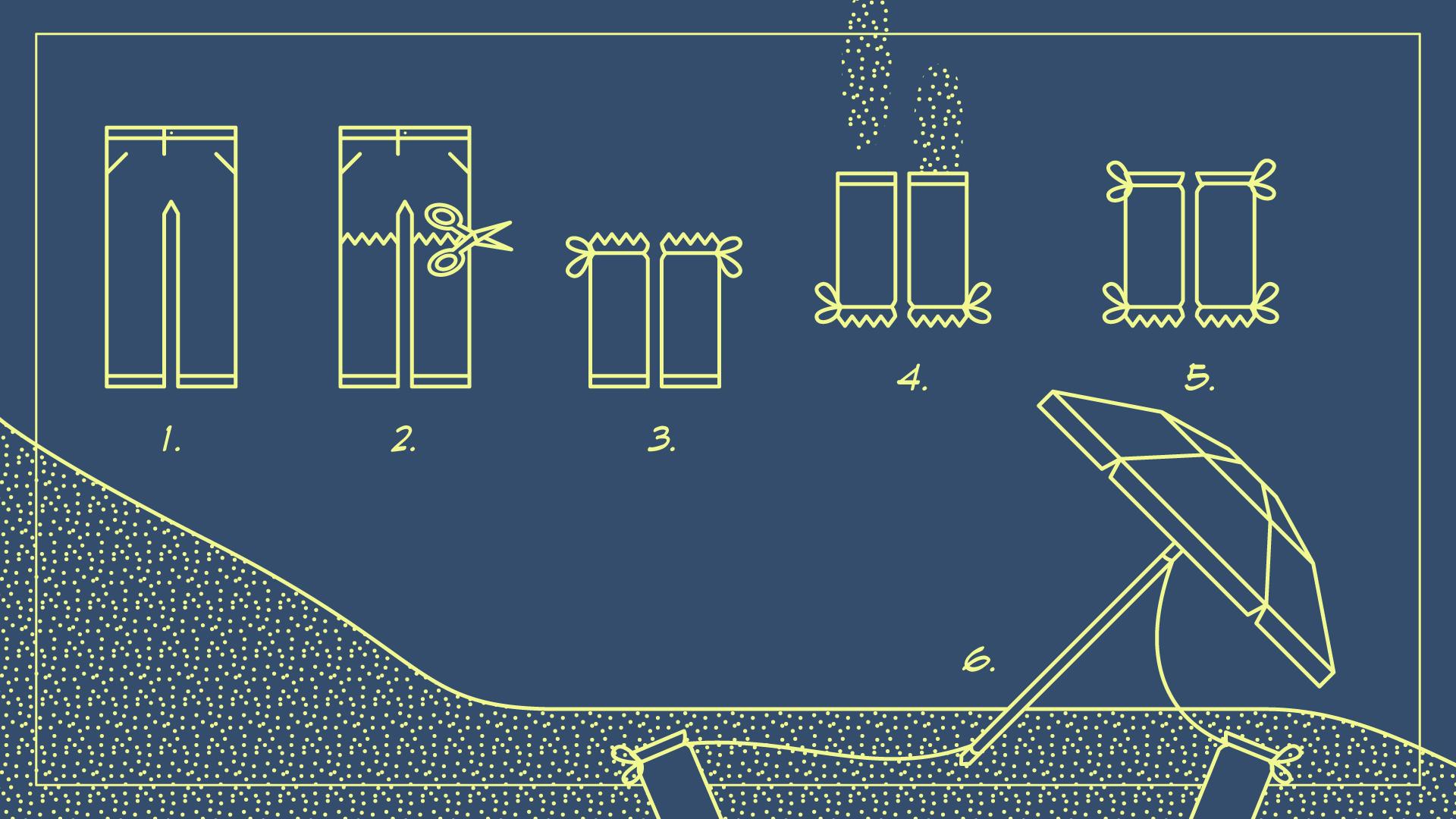 Louisvuittonm Beach Umbrellas Logic Grid Answers