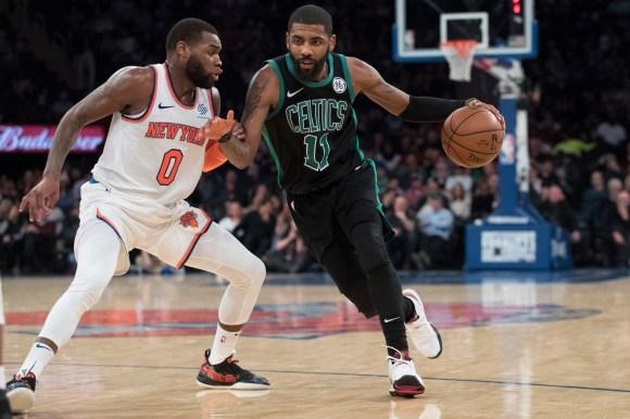 Kadeem Allen finds himself in play in New York - The Boston Globe