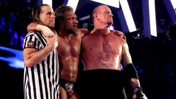 The Undertaker versus Triple H, el fin de una era en Wrestlemania - La Tercera