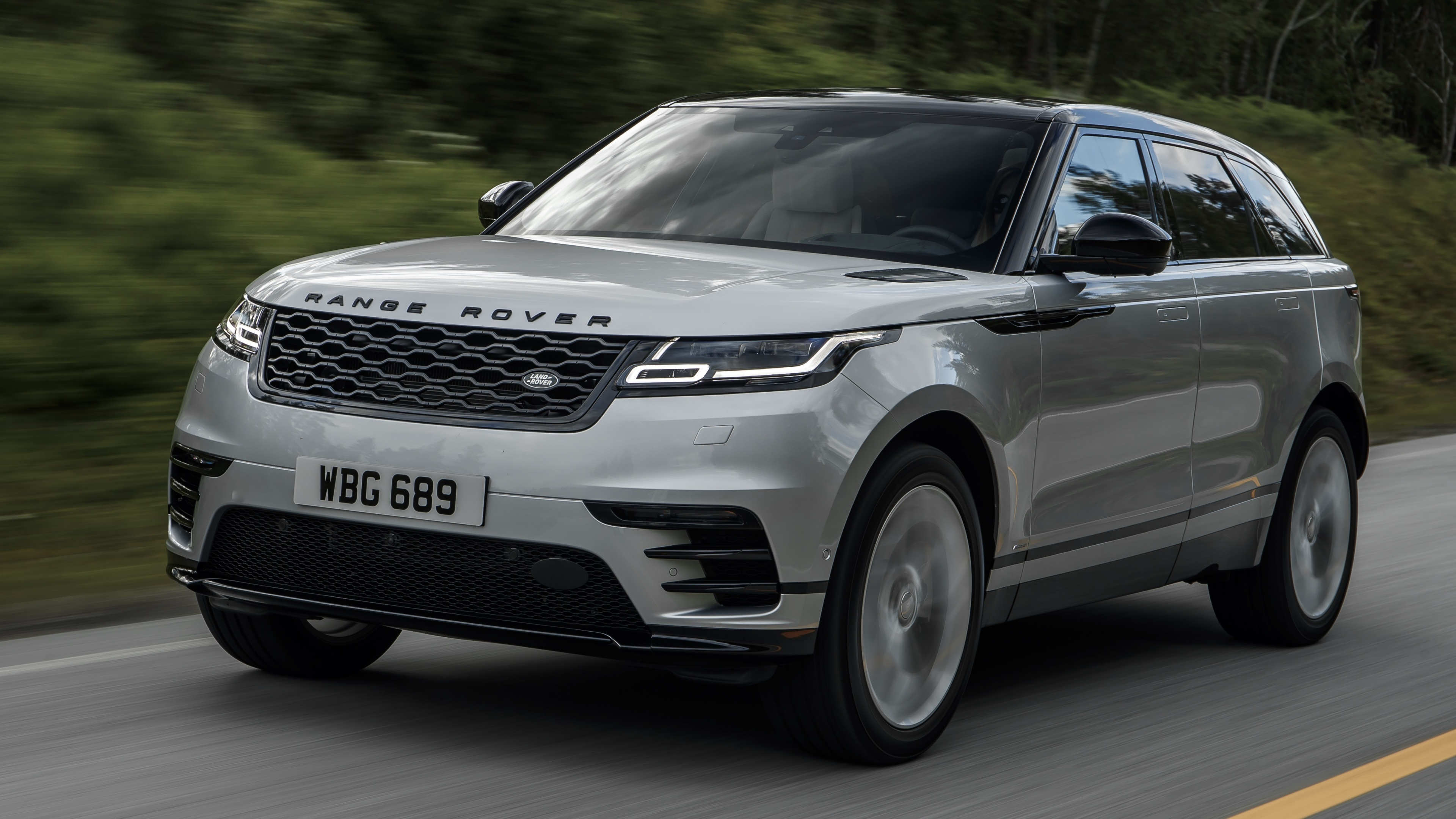 Velar drives record sales for Jaguar Land Rover in the USA