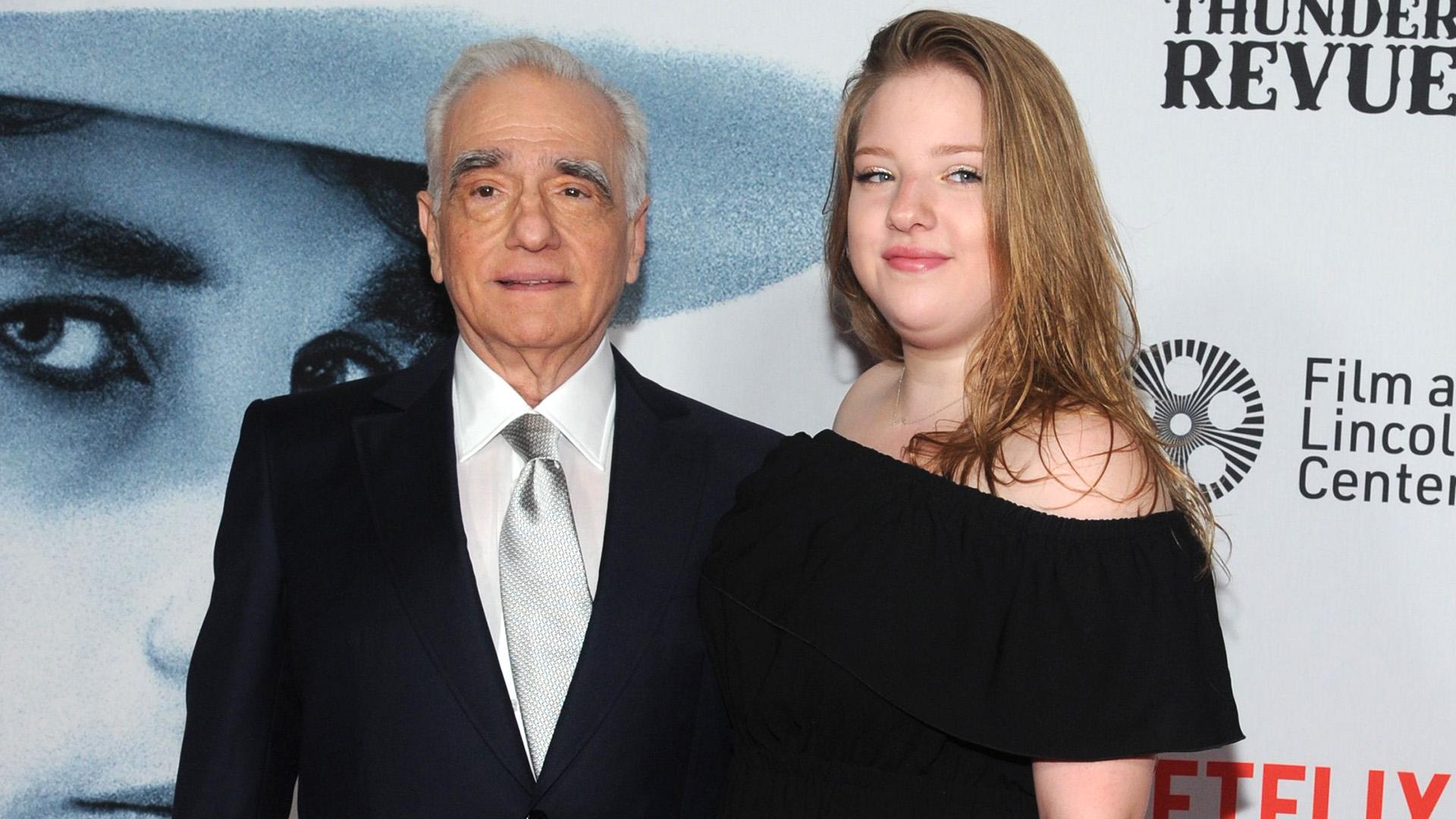 La hija de Martin Scorsese se burló de su padre por las declaraciones  contra Marvel Studios - Infobae