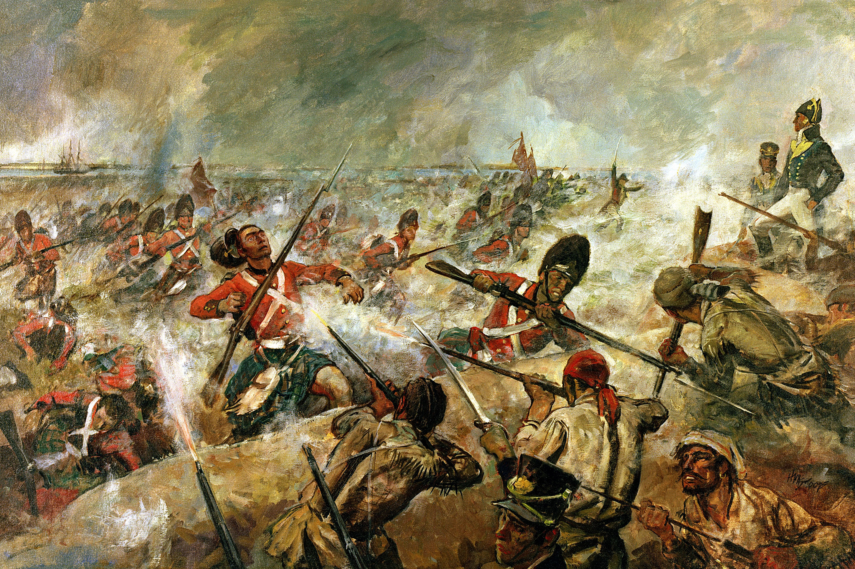 New Clues Reveal Battle Of New Orleans Pivotal Nature