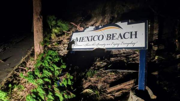 Photos: Hurricane Michael makes landfall in the Panhandle ...