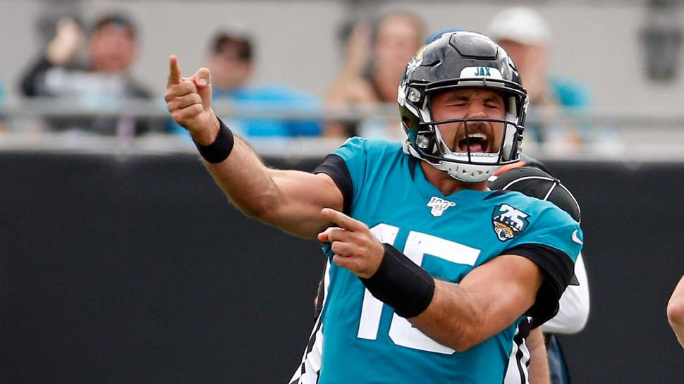 With Jaguars' Gardner Minshew rising, could Nick Foles be a Buc?