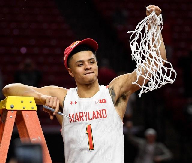 Maryland Vs Michigan Basketball Photos Baltimore Sun