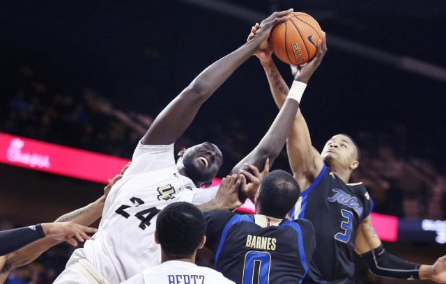 Image result for Tulsa vs UCF basketball