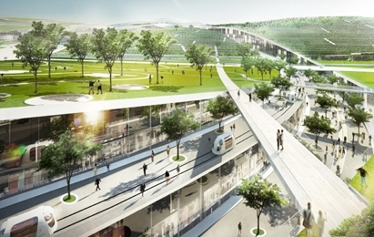 Dugny : les élus s'opposent au projet Europa City