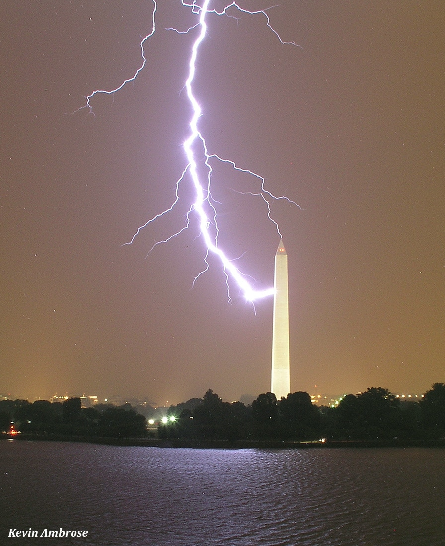 happen if you are struck by lightning