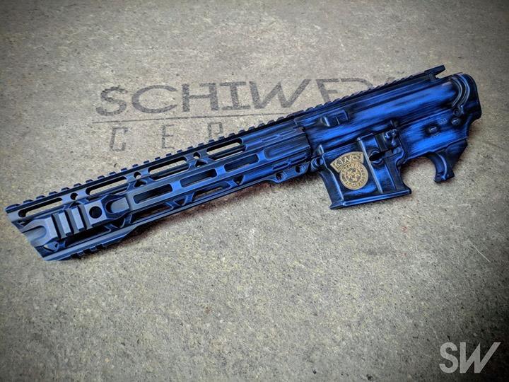 S T A R S RPD RE 80% AR15 Builder Set - Arc-Defense Gear