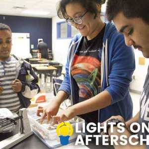 Lights on Afterschool 2018