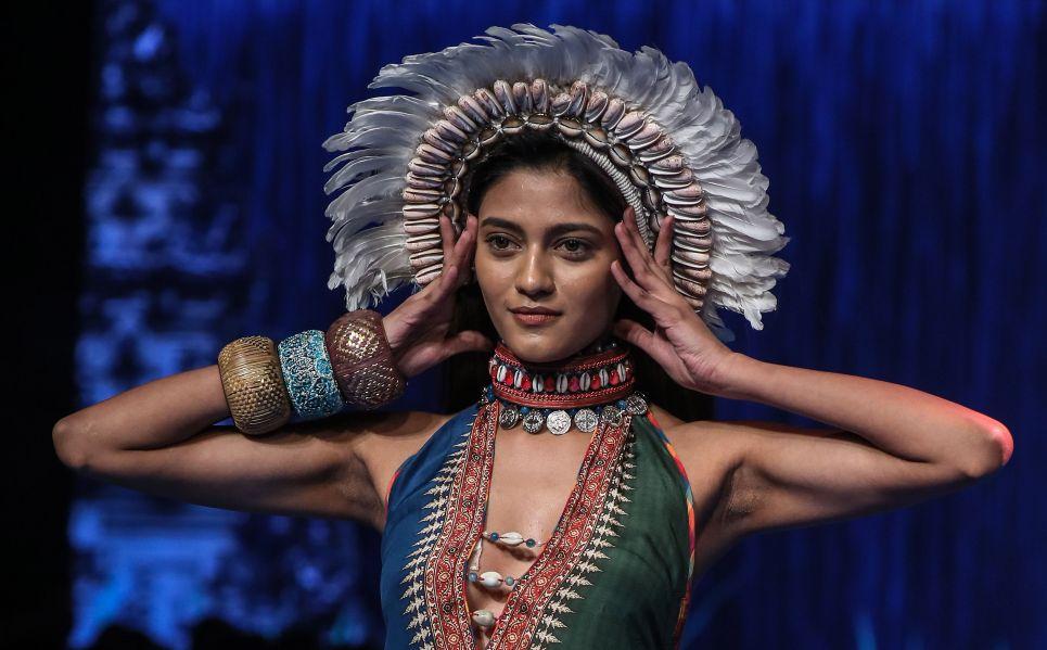 Rajdeep Ranawat - Runway - Lakme Fashion Week Summer/Resort 2020