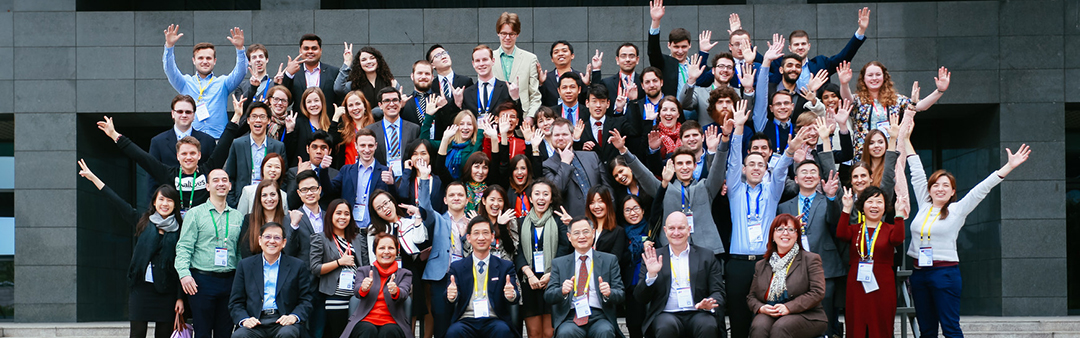 Group photo of ARC4 in Hangzhou
