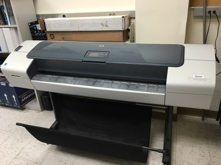 Hewlett Packard Designjet T610