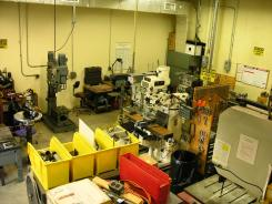 Machine & Fabrication Facility