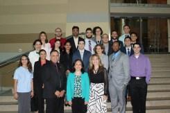 DOE Fellows with Dr. Triay, Dr. Lagos and DOE-EM's Dr. Monica Regalbuto & Ms. Ana Han