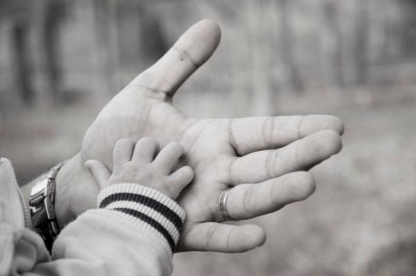 Ser pai de primeira viajem