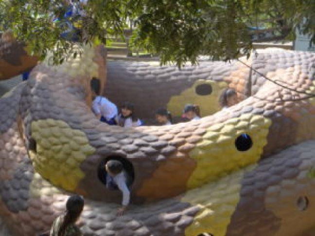 7 lugares para você passear gastando pouco - Zooparque Itatiba