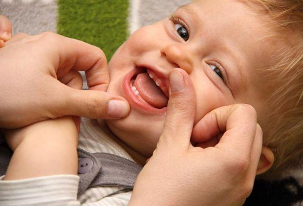 Quando levar o bebê ao dentista
