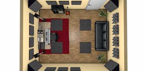 Acoustic Wall Treatments