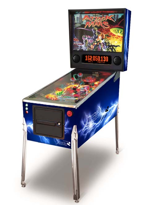 Virtual Pinball Arcade Activity