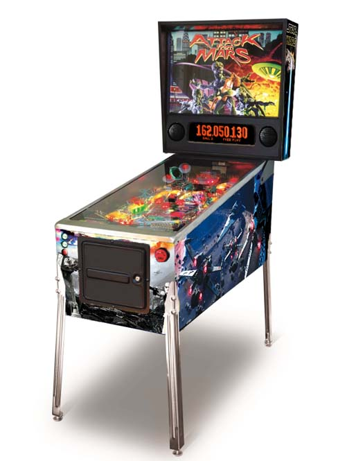 Virtual Pinball Star Wars