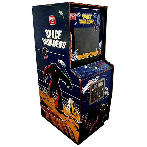 Original Space Invaders Arcade Machine hire | Arcade Direct