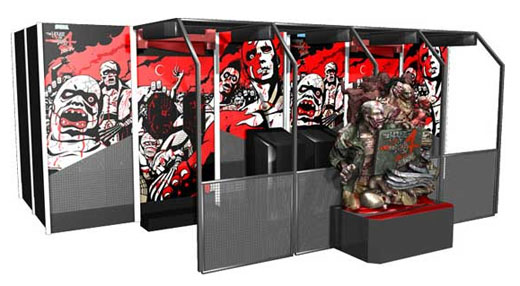 House of the Dead 4 Special with Motion Cabinet