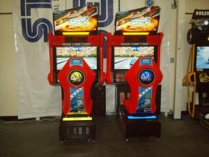 Sega Racing Classic twin