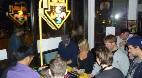 Namco throws a party for Pac-Man Battle Royale